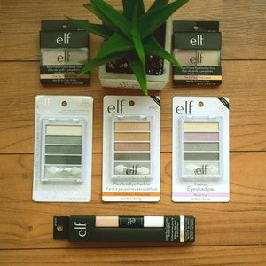 Elf Cosmetics Bundle Brand New Eyeshadow Concealer
